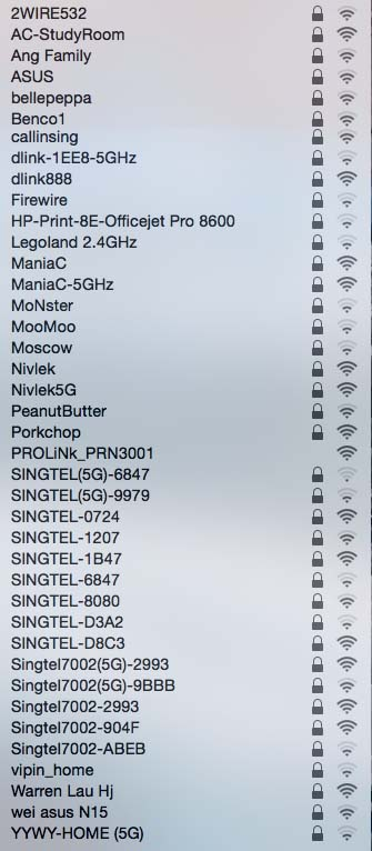 That's a lot of Wifi points